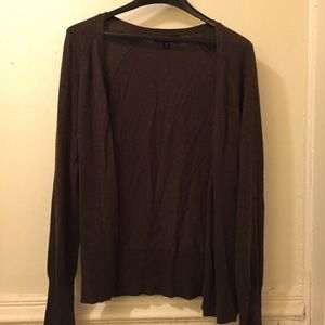 Mossimo Supply Co. Sweaters - Chocolate brown Mossimo cardigan - M